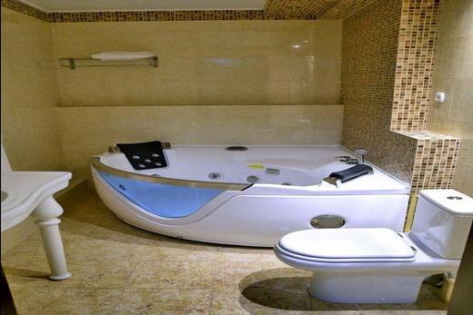 Комнаты в стиле Хай-тек: ванная и туалет