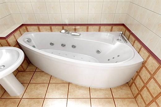 В стиле минимализм ванная комната