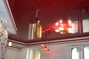 Натяжной плёночный потолок Gline