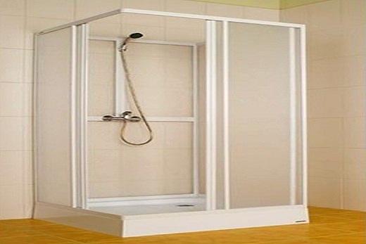 Sanplast душевая кабинка компактного размера