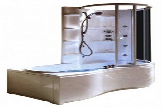 Glass Sintexi гибридная угловая душевая кабинка