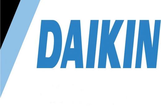 Логотип фирмы Daikin