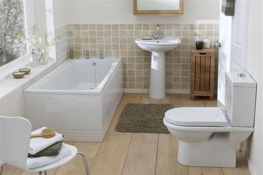 Проект оформления ванной комнаты в хрущевке