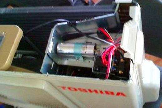 Установка комплекта для функционирования кондиционера в зимнее время