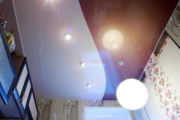 Натяжной потолок от компании «ГлавПотолки»
