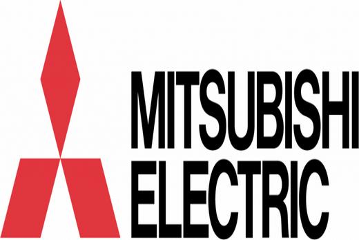 Логотип фирмы Mitsubishi Electric