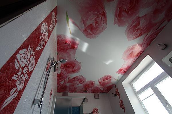 Натяжной потолок от компании Sofito
