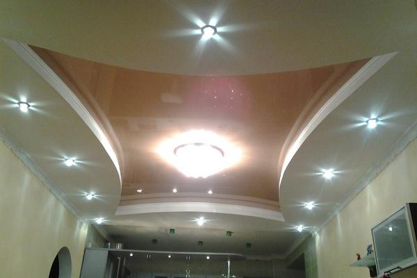 Натяжной потолок Renolit
