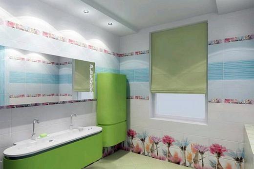Отделка ванной комнаты панелями из гипсокартона