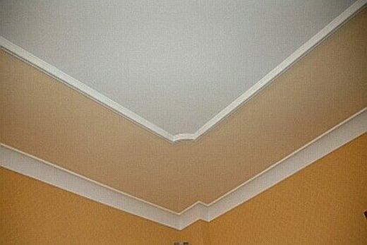 Потолок в ванной, чем красить, силиконовой краской