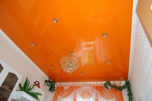 Плёночный потолок CEF