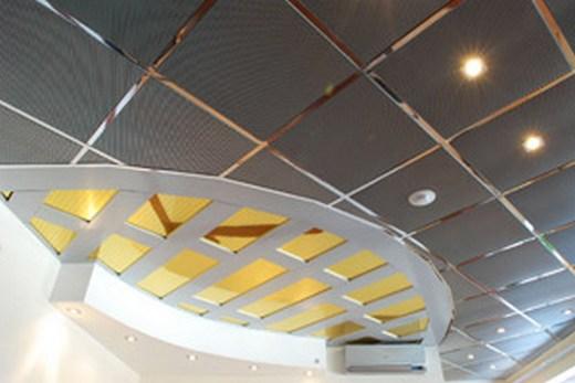Потолок из ПВС