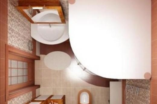 «Ореховая скорлупка с душем, унитазом и стиральной машиной внутри»