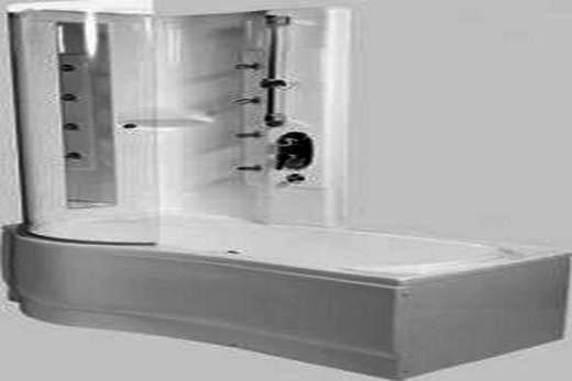 Novitek AURORA A ванна с кабинкой