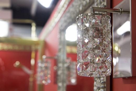 Осветительные приборы в магазине ВаПриборы освещения в магазине Cezares-Shop