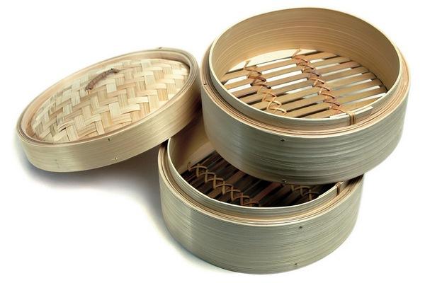 Фото бамбуковой пароварки