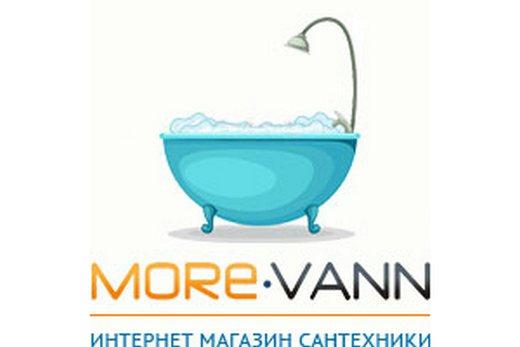 Логотип интернет-магазина More Vann