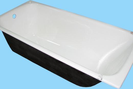 Китайская чугунная ванна