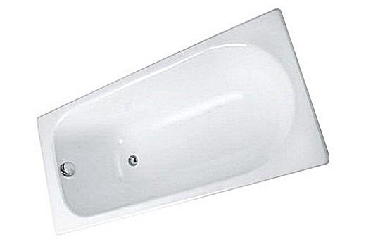 Чугунная ванна Ressa-silver