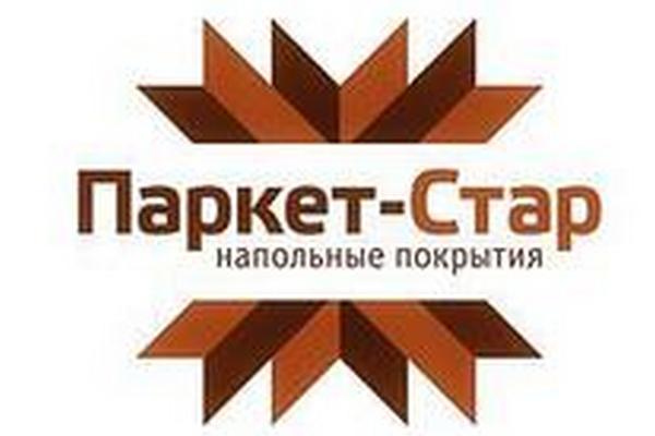 Логотип фирмы «Паркет-Стар»