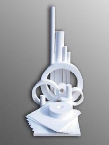Уплотнитель из фторопластовой резины