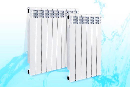 Внешне с алюминиевыми схожи радиаторы отопления биметалл марки Оазис
