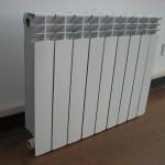 Oasis биметаллический радиатор