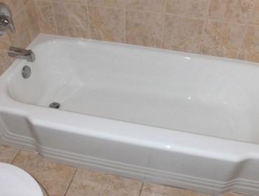 Стальная ванна, фото