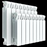 Линейка Rifar Monolit радиаторов