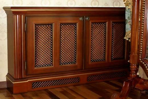 Деревянные экраны качественны и роскошны!