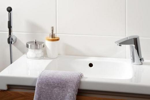Смеситель для раковины с душем, фото