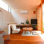 Сплит-система Samsung в оформлении дизайна дома