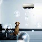 С кондиционером Samsung настенного типа комфортно всем жильцам!