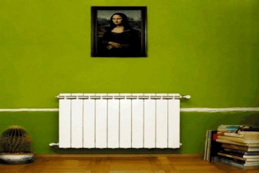 Oasis радиатор из алюминия