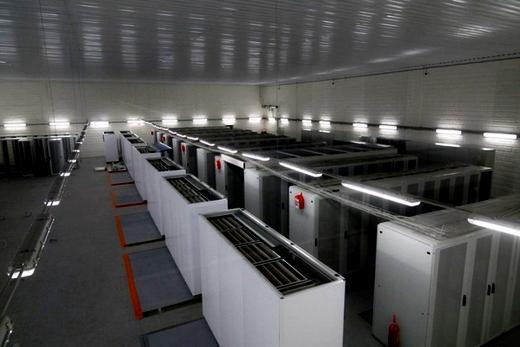 Компьютерный дата-центр и прецизионные кондиционеры