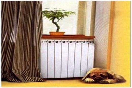 Алюминиевые радиаторы марки Глобал способны работать в теплосетях с самыми жесткими условиями