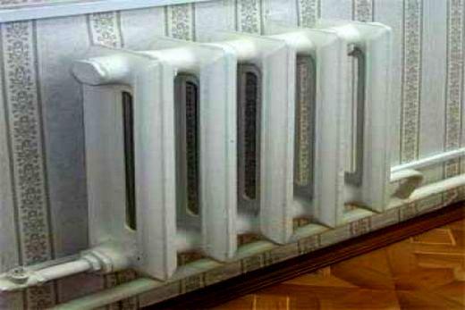 Отопление центрального типа