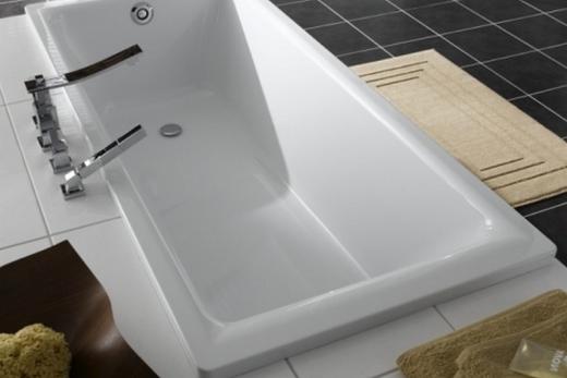 Стальная ванна германского производства Kaldewei