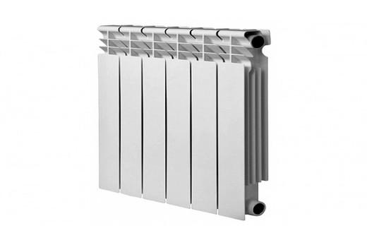 Радиатор Kalde из алюминия