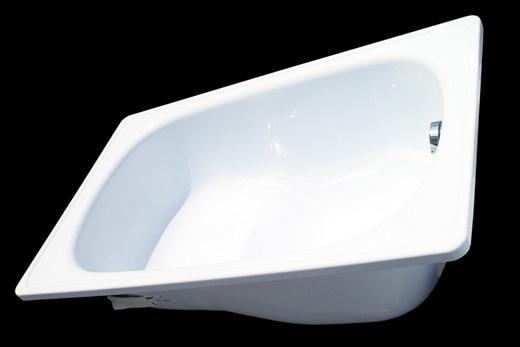 Ванна из стали словацкого производства Estap