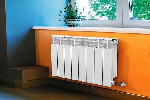 Уютно и чисто с белоснежным радиатором бренда Oasis 500 80