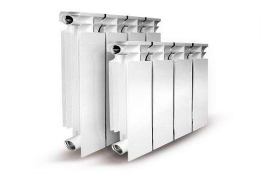 Экструзионные радиаторы konner из алюминия