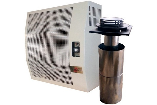 Аког конвектор газового типа