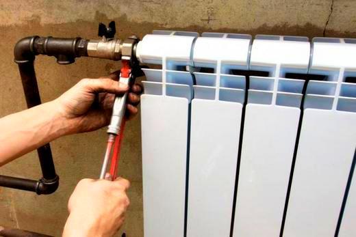Установка Керми fko 22 тип радиатора
