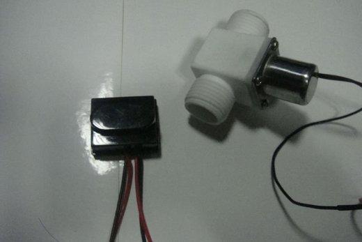 Инфракрасный датчик для смесителя, фото