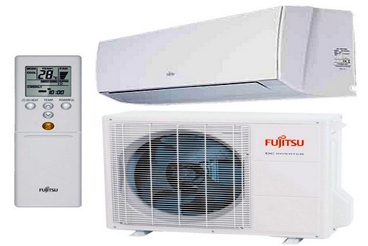 Fujitsu кондиционер с инвертором