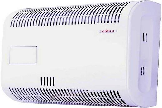 Конвектор газовый марки Аог оснащен вентилятором