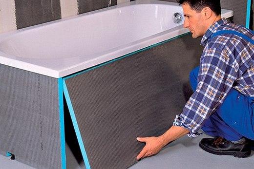 Неполадки сифона под ванной устранены, фото