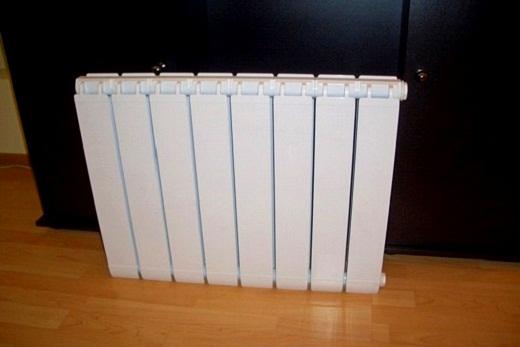 Алюминиевый радиатор марки Sira