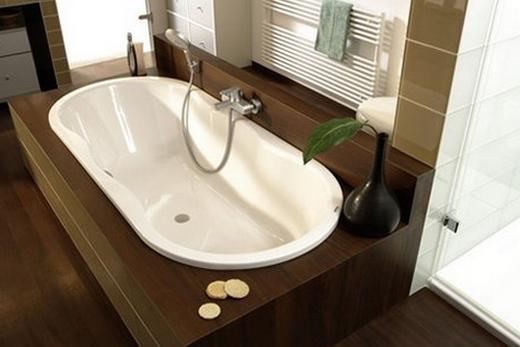 Стальная ванна фирмы Kaldewei, фото